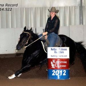 Nicky Kurty & Nexavar Setting a NEW ARENA RECORD